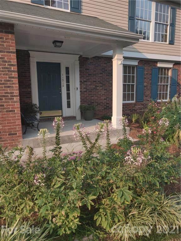 11013 Kempsford Drive #3, Charlotte, NC 28262 (#3769573) :: Carolina Real Estate Experts