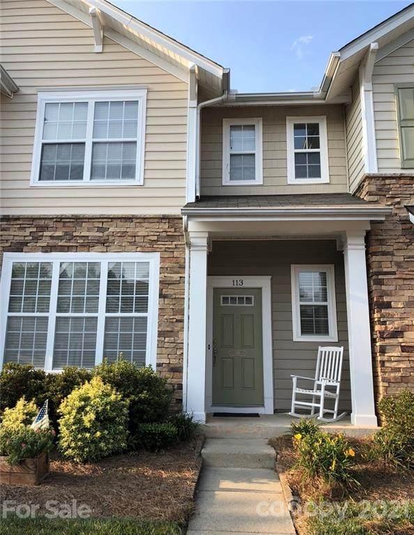 113 Chimney Rock Lane #113, Fort Mill, SC 29708 (#3769670) :: Stephen Cooley Real Estate Group