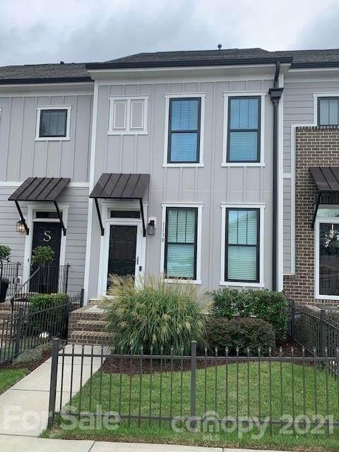 113B Capital Avenue #102, Mooresville, NC 28117 (#3769759) :: Carolina Real Estate Experts