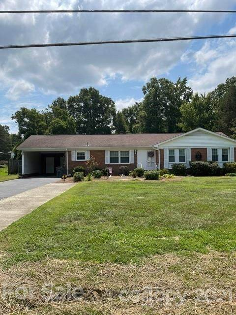 1650 Eastwood Drive, Kannapolis, NC 28083 (#3769800) :: BluAxis Realty