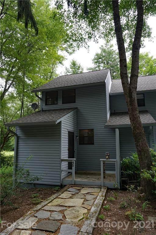45 Lakeside Villas Drive B02 U001, Brevard, NC 28712 (#3770570) :: Premier Realty NC