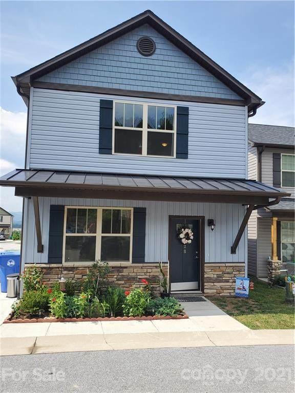 28 Mann Lane, Fletcher, NC 28732 (#3772259) :: Exit Realty Elite Properties