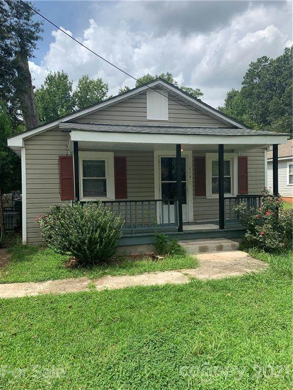 218 E Todd Lane, Charlotte, NC 28208 (#3773915) :: Robert Greene Real Estate, Inc.