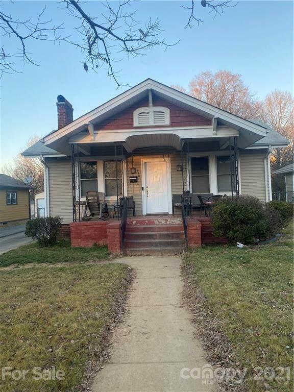 330 West Boulevard, Charlotte, NC 28203 (#3774196) :: Besecker Homes Team