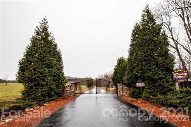 160 Seclusion Drive, Bostic, NC 28018 (#3774889) :: Austin Barnett Realty, LLC