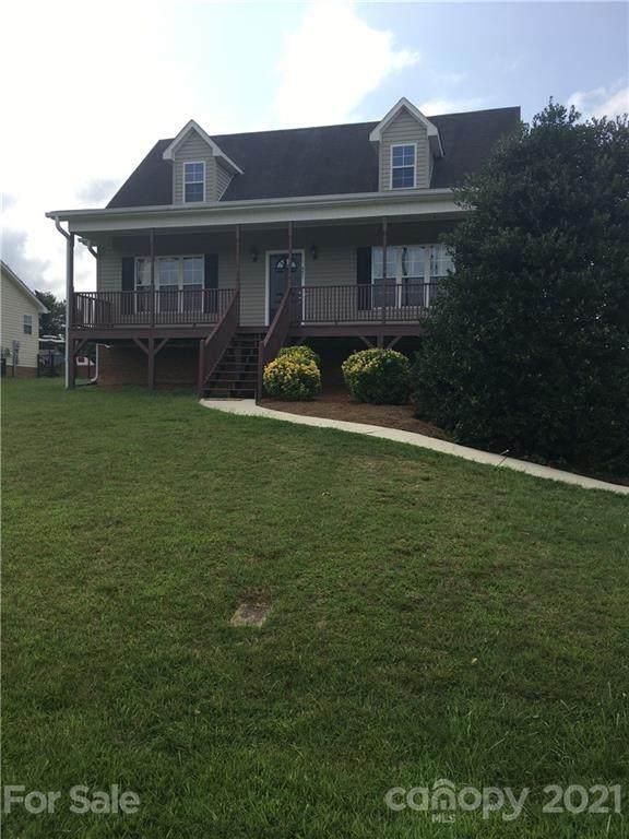 571 Sunset Ridge Lane, Lexington, NC 27295 (#3775024) :: Besecker Homes Team