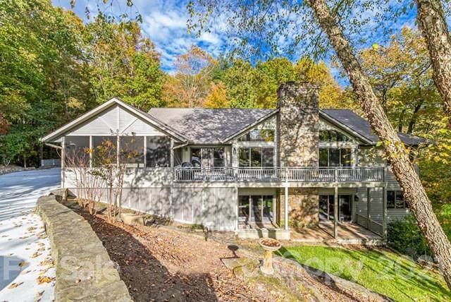 117 Little Cherokee Ridge, Hendersonville, NC 28739 (#3775669) :: Home Finder Asheville