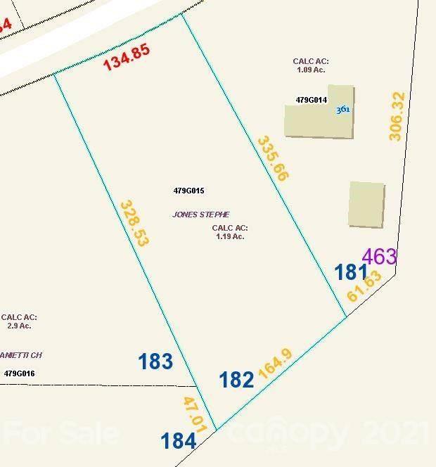 00 Cress Loop Road #182, Salisbury, NC 28147 (#3777283) :: Mossy Oak Properties Land and Luxury