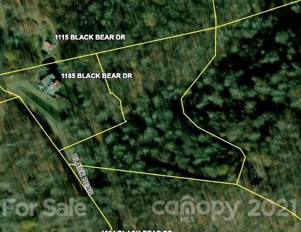 00 Black Bear Drive, Mars Hill, NC 28754 (#3777534) :: Cloninger Properties