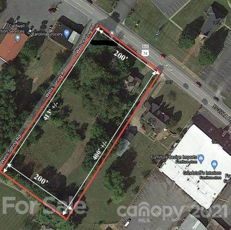 1033 Main Street, Forest City, NC 28043 (#3779192) :: Scarlett Property Group
