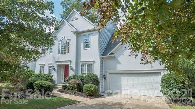 7715 Wingmont Drive, Charlotte, NC 28269 (#3779311) :: Odell Realty