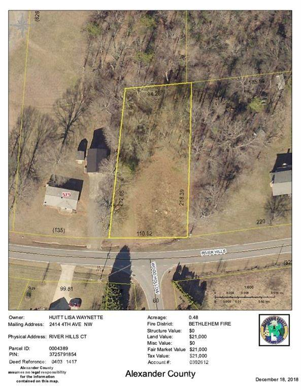 000 River Hills Court, Taylorsville, NC 28681 (#3779521) :: Carlyle Properties