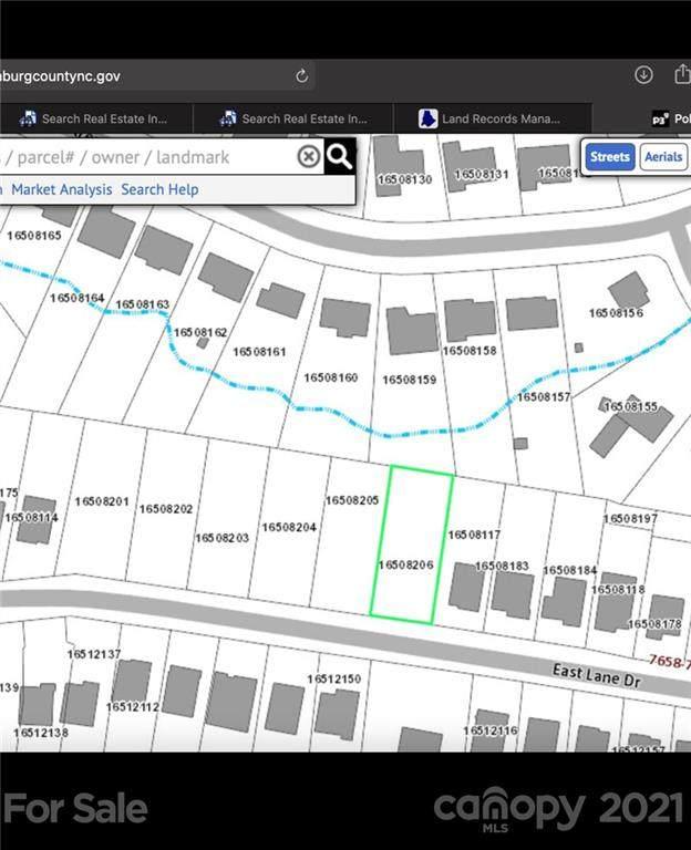 43 East Lane Drive #43, Charlotte, NC 28212 (#3780162) :: Premier Realty NC