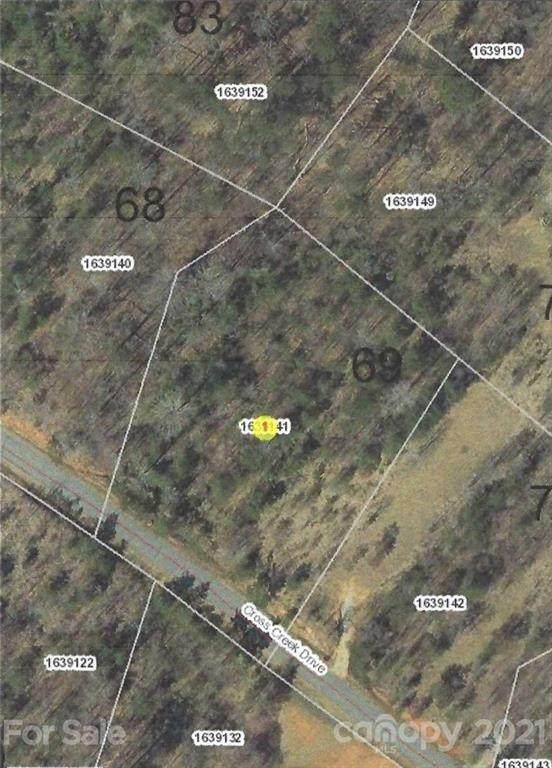 0 Cross Creek Drive Lot #69, Rutherfordton, NC 28139 (#3781010) :: The Ordan Reider Group at Allen Tate