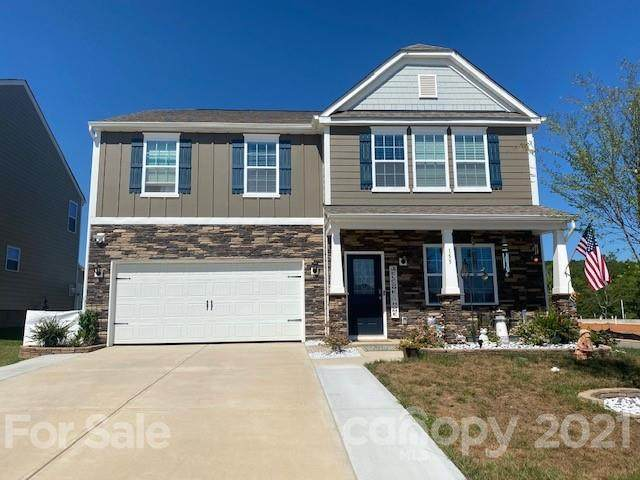 155 Gray Willow Street, Mooresville, NC 28117 (#3781180) :: Besecker Homes Team