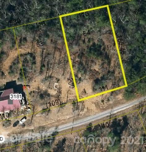 0 Shag Bark Road #64, Connelly Springs, NC 28612 (#3781575) :: Briggs American Homes