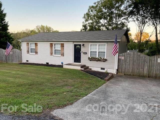 302 1st Street, Mount Holly, NC 28120 (#3782986) :: Cloninger Properties