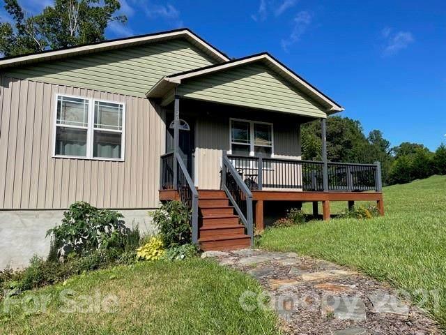 20 Danielbrooke Drive #7, Asheville, NC 28806 (#3783075) :: Puma & Associates Realty Inc.