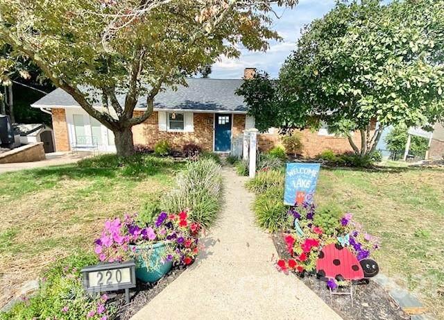 220 Lakeshore Lane, Taylorsville, NC 28681 (#3783284) :: Carlyle Properties