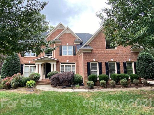 214 Vintage Hill Lane, Huntersville, NC 28078 (#3783792) :: Homes Charlotte