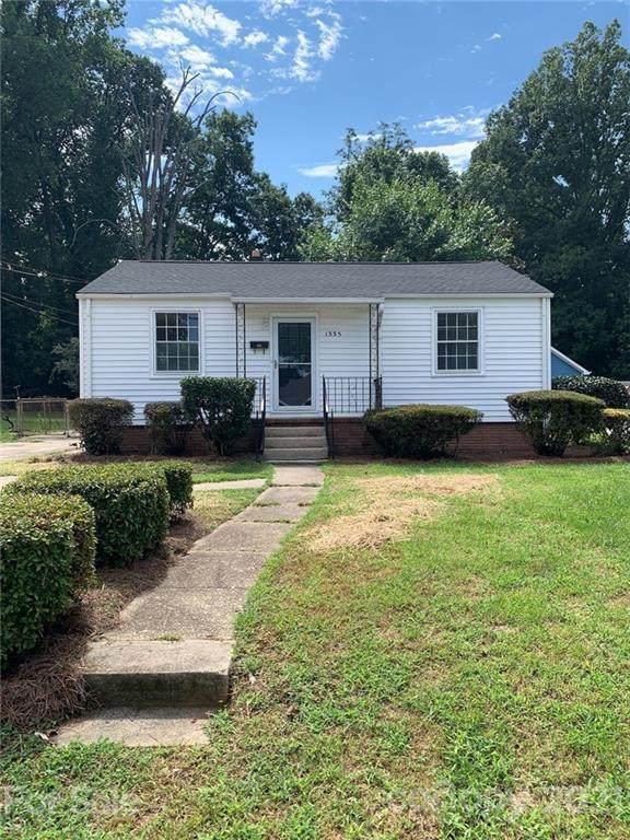 1335 Moretz Avenue, Charlotte, NC 28206 (#3784281) :: Keller Williams South Park