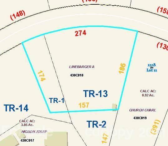 00 Raymonds Creek Drive, China Grove, NC 28023 (#3784312) :: Scarlett Property Group