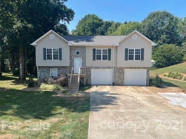 1605 Indian Springs Drive NW, Conover, NC 28613 (#3784879) :: Briggs American Homes