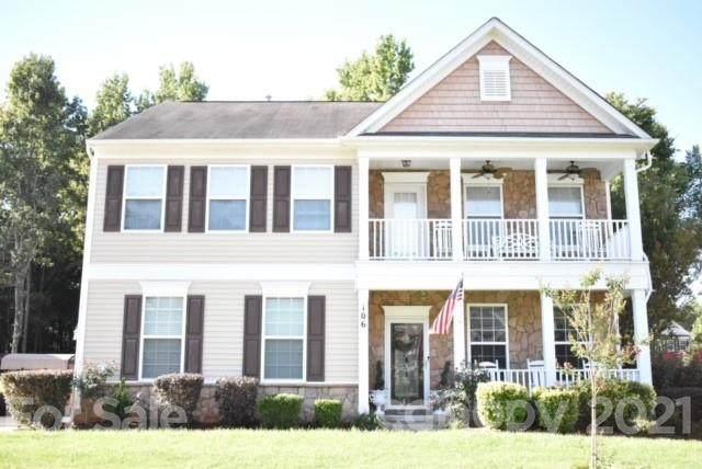 106 Rock Springs Way, Rock Hill, SC 29730 (#3785138) :: Carlyle Properties