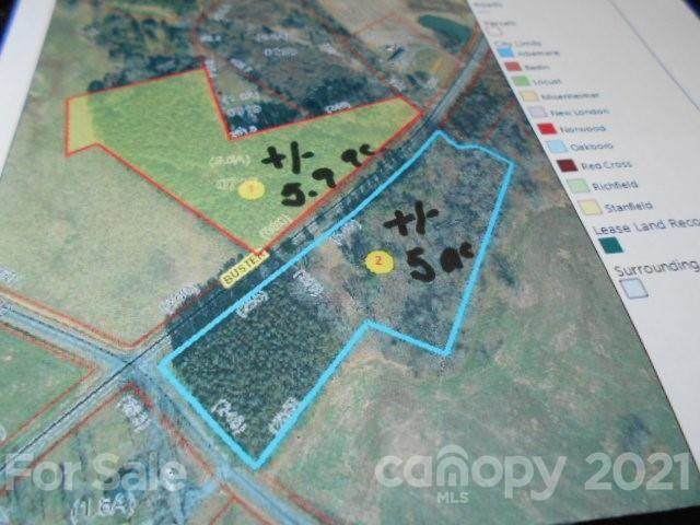 000 Buster Road, Stanfield, NC 28163 (#3785394) :: Caulder Realty and Land Co.