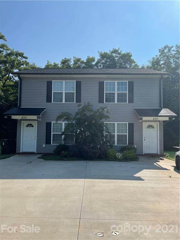 430/432 Central Drive, Concord, NC 28027 (#3785486) :: Puma & Associates Realty Inc.