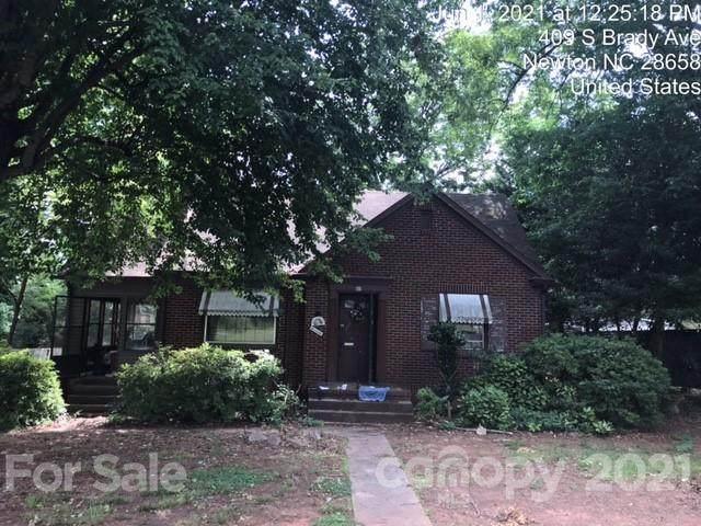 409 Brady Avenue, Newton, NC 28658 (#3786000) :: Robert Greene Real Estate, Inc.