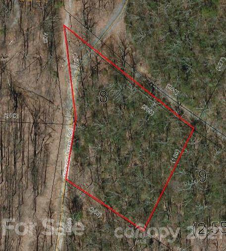 0 Hickory Acres Road Lot 8, Hendersonville, NC 28792 (#3786477) :: Premier Realty NC