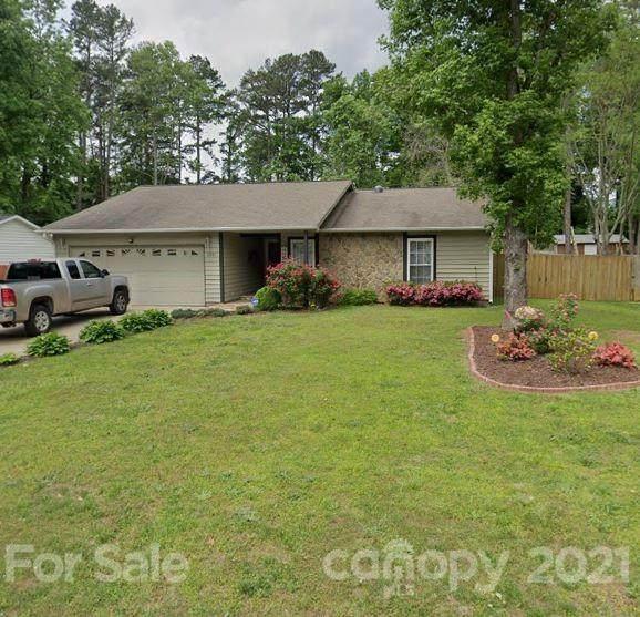 6501 Lake Forest Road E, Charlotte, NC 28227 (#3786801) :: The Petree Team