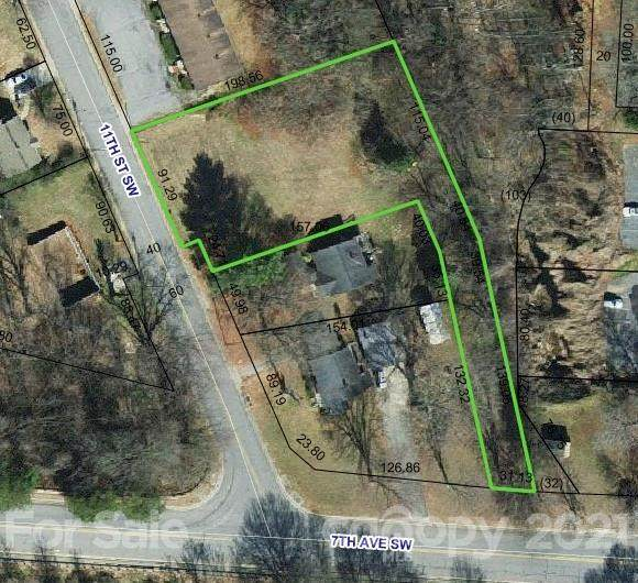0 Eleventh Street SW, Hickory, NC 28602 (#3786850) :: The Premier Team at RE/MAX Executive Realty