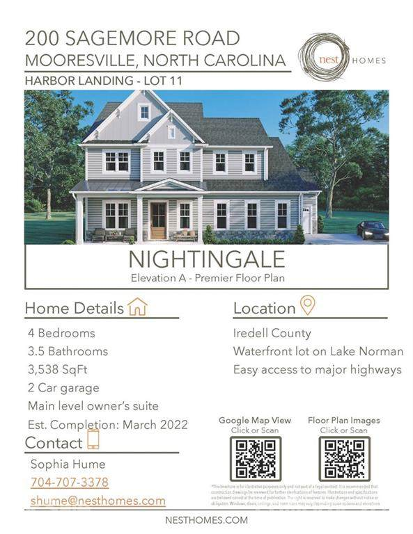 200 Sagemore Road #11, Mooresville, NC 28117 (#3786911) :: Carlyle Properties
