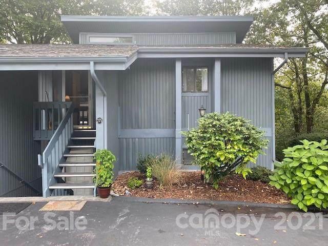 275 Tinequa Drive 2B, Brevard, NC 28712 (#3787531) :: Mossy Oak Properties Land and Luxury