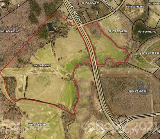 LOT 1 AND 2 Charlotte Highway, Indian Land, SC 29720 (#3787831) :: Scarlett Property Group