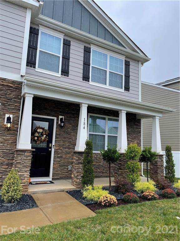 184 Atwater Landing Drive #304, Mooresville, NC 28117 (#3788130) :: Besecker Homes Team
