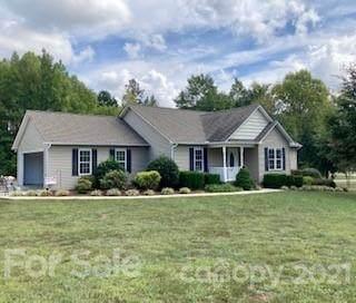 1045 Stoney Creek Drive, Salisbury, NC 28146 (#3788142) :: Odell Realty
