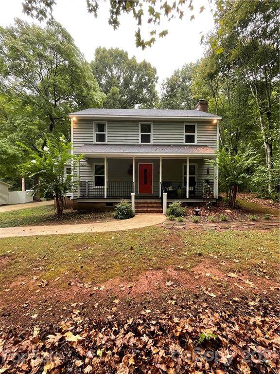 14004 Maple Hollow Lane, Mint Hill, NC 28227 (#3788264) :: Homes with Keeley   RE/MAX Executive
