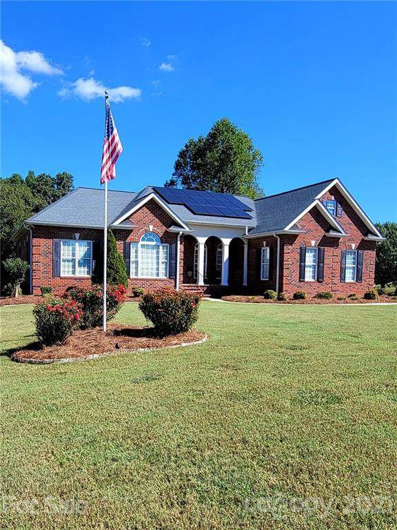 107 Jonathan Trail, Shelby, NC 28150 (#3788450) :: Cloninger Properties