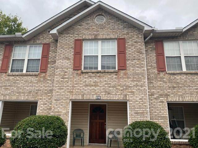 816 Maupin Avenue, Salisbury, NC 28144 (#3788498) :: Odell Realty