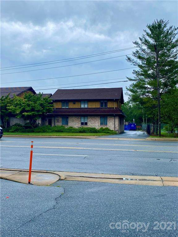 1612 Asheville Highway Suite 1, Hendersonville, NC 28792 (#3788721) :: Odell Realty