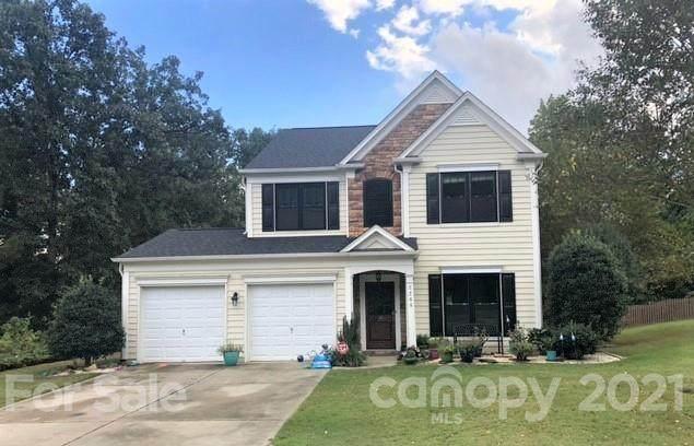 2208 Coltsgate Road, Waxhaw, NC 28173 (#3788830) :: Homes Charlotte