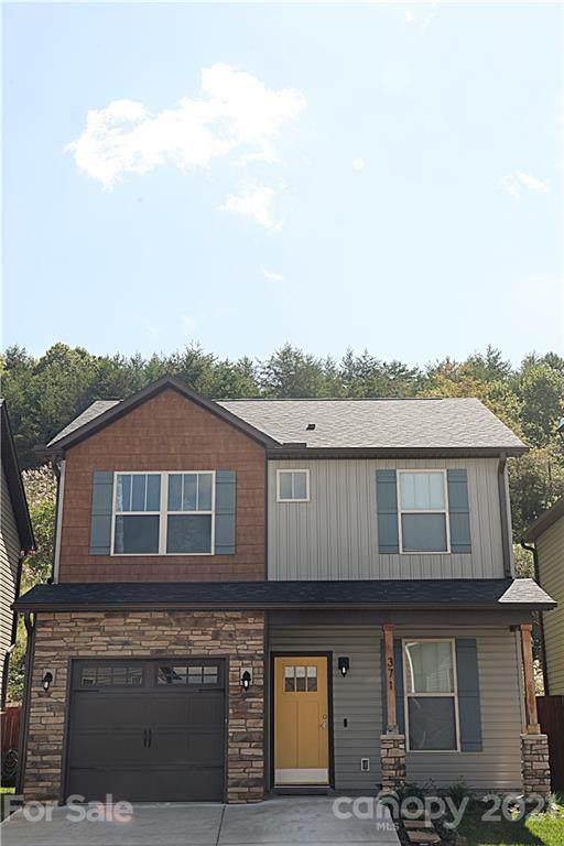 371 Cardwell Lane, Fletcher, NC 28732 (#3788887) :: Johnson Property Group - Keller Williams
