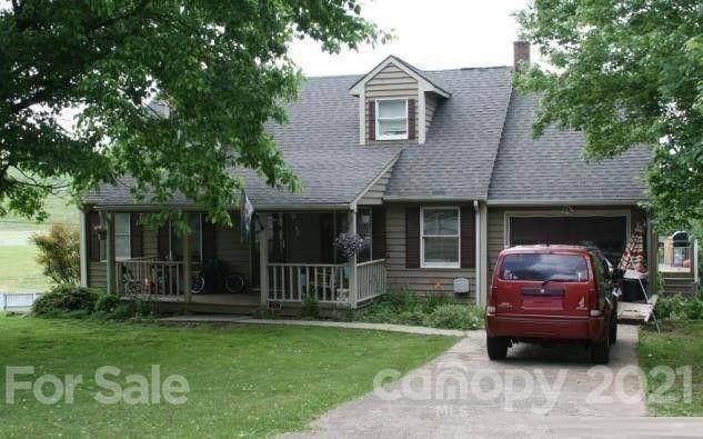 543 Alexander Road, Alexander, NC 28701 (#3788930) :: Odell Realty