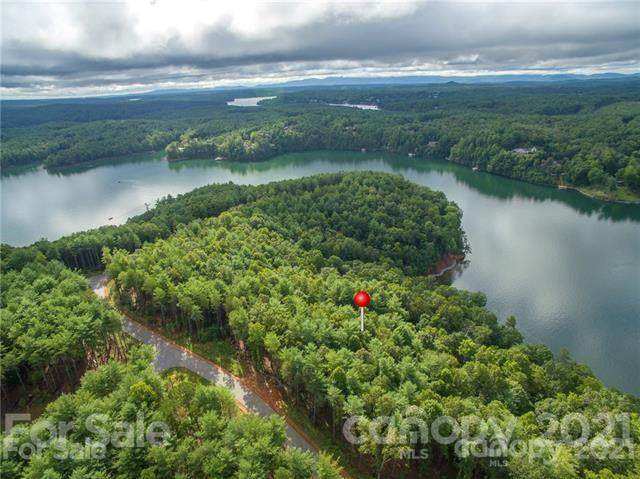 V/L West Point Drive #122, Nebo, NC 28761 (#3789125) :: High Vistas Realty