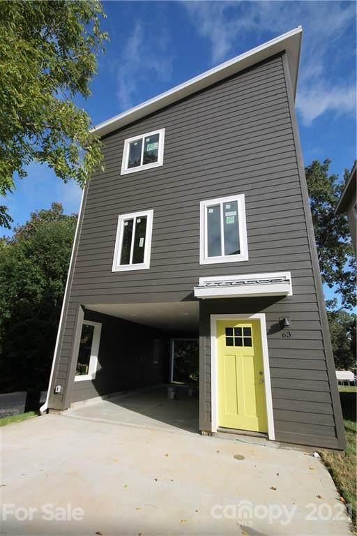 63 W Cascade Street, Arden, NC 28704 (#3789155) :: Carver Pressley, REALTORS®