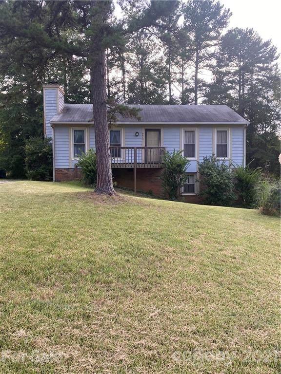 9612 Buckskin Lane, Mint Hill, NC 28227 (#3789237) :: Odell Realty
