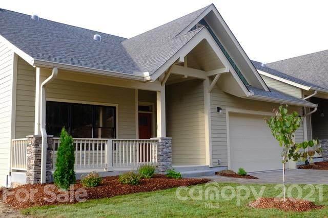 162 Copper Valley Lane 18G, Hendersonville, NC 28739 (#3789257) :: Homes Charlotte